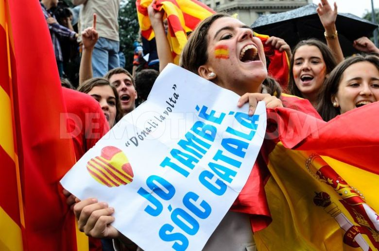 Catalonia has long been asking for seperation