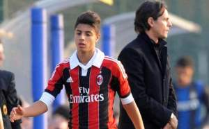 Mastour, under the guidance of Inzaghi