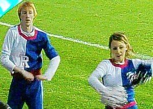 Blackburn Rovers Andrew gain alot of negative media attention