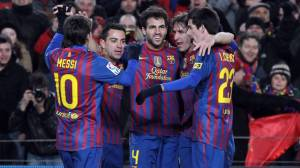 Pass masters - Barcelona
