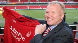 Forest appoint McLeish (Image from nottinghamforest.co.uk)