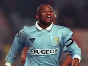 Coventry legend Peter Ndlovu