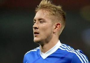 Lewis Holtby (Image by Nigel French/EMPICS)