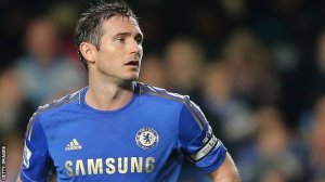 Lampard is now a Chelsea legend (Image from Getty)
