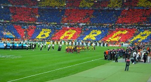 Barcelona and Real Madrid take a lion share of the TV rmoney (Image from Fotopedia.org)