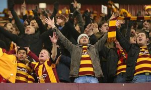 Bradford City Fans Have a Finalto Look Forward To (Image from The Guardian.co.uk)