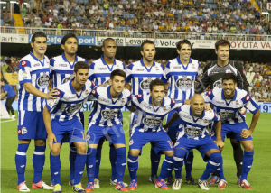 Deportivo La Coruna (Image from elfubolesinjusto.com)