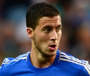 Eden Hazard (Image from AFP)