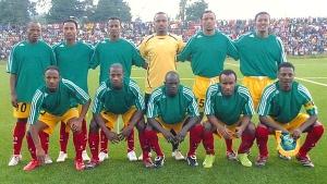 Youthful team - Ethiopia (Image from Ethiosports.com)