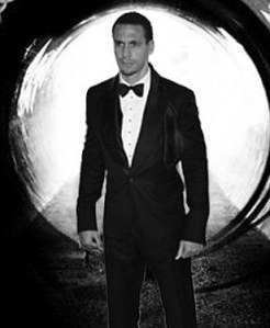 Ferdinand as Bond (Image from nairobiwire.com)