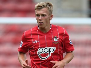 Newcastle Target? James Ward Prowse (Image from Football365.com)