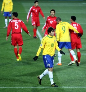 Kaka has played 85 times for Brazil (Image from Fotopedia)