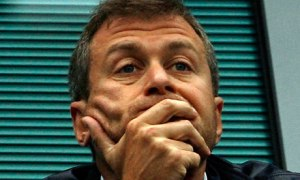 Pondering his next move: Roman Abramovich (Image by Dylan Martinez)