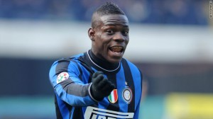 Balotelli during his Inter days (Image from CNN)
