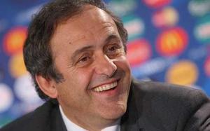 Firm favourite- Michel Platini  (Image from Getty)