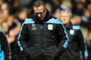 Troubled Times for Paul Lambert (Image from AP)