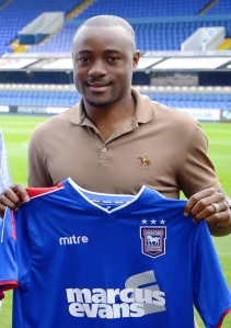 Reo-Coker's stay at Ipswich didn't last long (Image from Getty)
