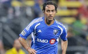 Alessandro Nesta turns out for Montreal in the MLS (Image from MLS)