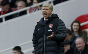 Arsene Wenger on rocky roads at Arsenal (Image from Times of India)