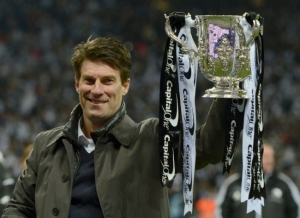 Growing reputation - Michael Laudrup (Image from REUTERS/Nigel Roddis)