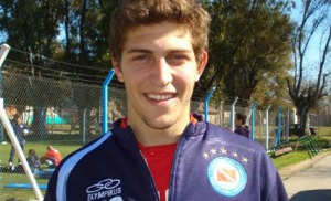 Argentine Eial Strahman (Image from Goal.com)