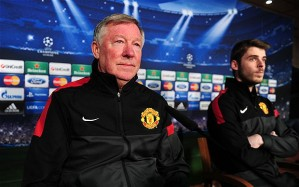 Ferguson will want to hold on to De Gea (Image from PA)