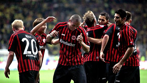 Surprise Package Eintracht Frankfurt (Image from Getty)