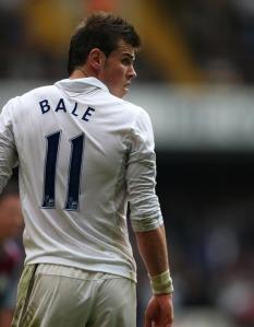 Madrid star Gareth Bale (Image from Getty)