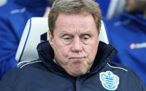 A lot to think about - Harry Redknapp (Image from Getty)