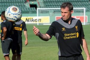 Carragher could move into coaching with the club (Image from Getty