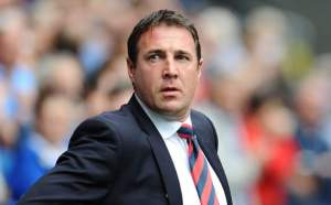 Climbing with Cardiff = Malky MacKay (Image from Goal.com)