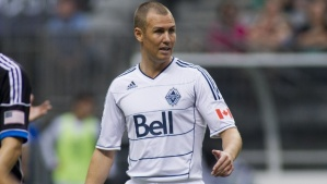 New teammate, Kenny Miller (Image from AP)
