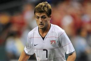 US International Robbie Rogers has now quit the game (Image from Getty