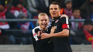 In Good Form - Rode and Meier (Image from Goal.com)