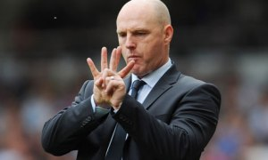 Wrong to dismiss Steve Kean? Blackburn fans say no, stats say yes (Image from PA)