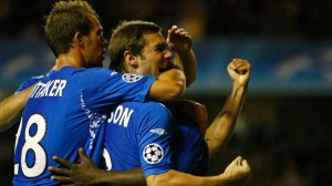 Rangers on their 2007 UEFA Cup run (Image from Getty)