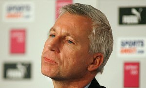 Patience rang out - Alan Pardew (Image from Getty)