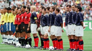 16 Years of Hurt - Scotland's last appearance at a major tournament was France 1998 (Image from PA)