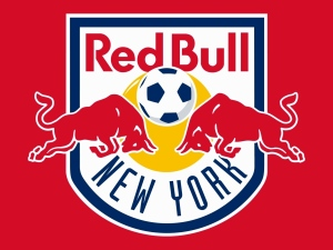 Step too Far? New York Red Bulls added the brand to their name (Image from AFP)