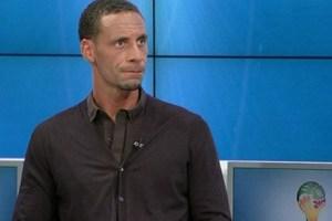 Ferdinand on Al Jazeera (Image from Getty)