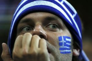 The financial crisis gripping Greece is now affecting its football teams (Image from Getty)