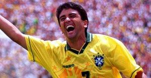 Former Brazil star Bebeto (Image from AP)