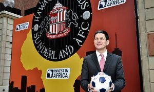 David Miliband has left Sunderland in protest of Di Canio's appointment (Image from PA)