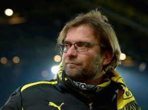 Not Happy - Klopp (Image from PA)