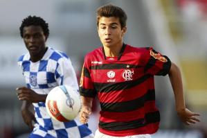 Bebeto's son Mattheus is now part of the Under 20's team (Image from PA)