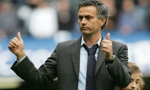 Chelsea Bound - Jose Mourinho  (Image from Getty)