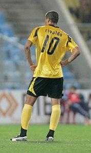 Former AEK star, Rivaldo (Image from AP)