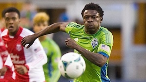 Martins joined Seattle this season (Image from MLS)