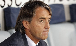 Not a successful season for Mancini  (Image from Reuters)