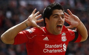 Bad Boy - Luis Suarez (Image from Getty)